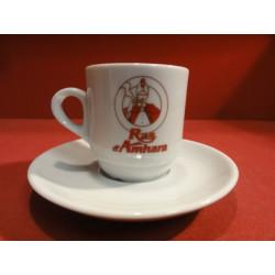 6 TASSES A CAFE RAS D'AMHARA