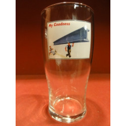 1 VERRE  GUINNESS  50CL COLLECTOR